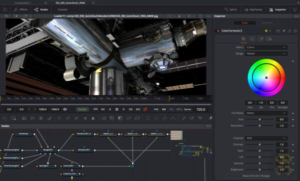 دانلود Blackmagic Design Fusion Studio 16.2.4 Build 9 + کرک