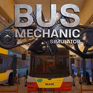 دانلود بازی شبیه سازی تعمیر اتوبوس Bus Mechanic Simulator + آپدیت