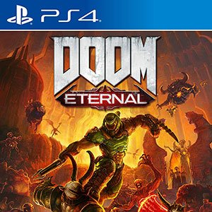 دانلود بازی DOOM Eternal برای PS4 + آپدیت
