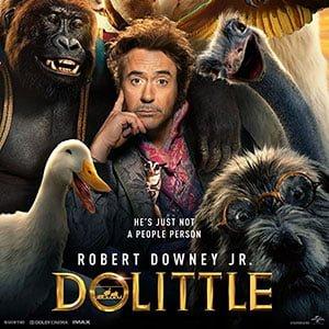 دانلود فیلم Dolittle 2020 با زیرنویس فارسی