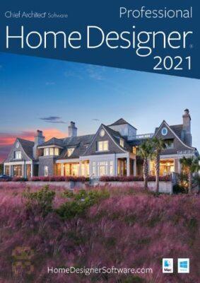 دانلود Home Designer PRO 2021 v22.3.0.55 + کرک