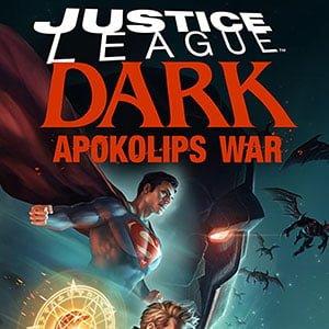 دانلود انیمیشن Justice League Dark Apokolips War 2020 با زیرنویس فارسی