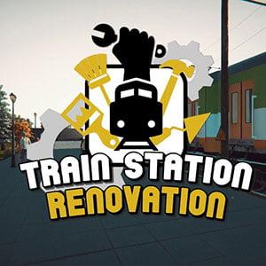 دانلود بازی Train Station Renovation برای کامپیوتر