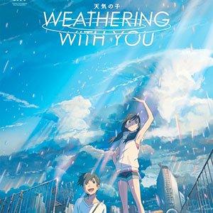 دانلود انیمیشن Weathering with You با زیرنویس فارسی + 4K