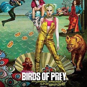دانلود فیلم Birds of Prey 2020 با زیرنویس فارسی