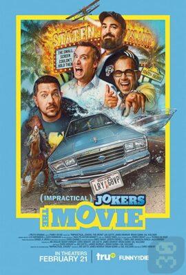 دانلود فیلم Impractical Jokers The Movie با زیرنویس فارسی