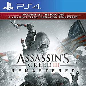 دانلود نسخه هک شده بازی Assassins Creed III Remastered برای PS4 + آپدیت