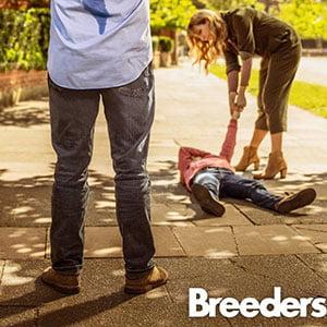دانلود سریال Breeders 2020 + زیرنویس فارسی