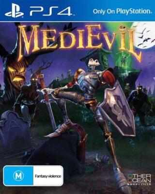دانلود نسخه هک شده بازی MediEvil v1.01 برای PS4