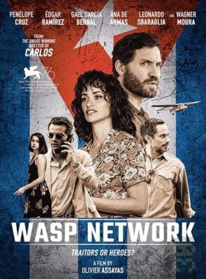 دانلود فیلم Wasp Network 2019 با زیرنویس فارسی