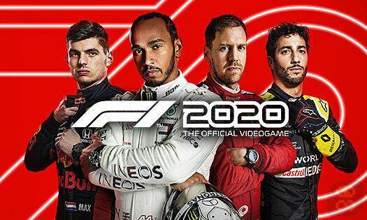 دانلود بازی F1 2020 برای PS4 + هک شده