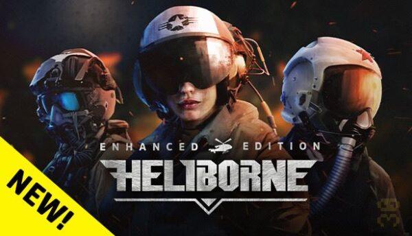 دانلود بازی Heliborne Enhanced Edition برای کامپیوتر