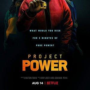 دانلود فیلم Project Power 2020 با زیرنویس فارسی