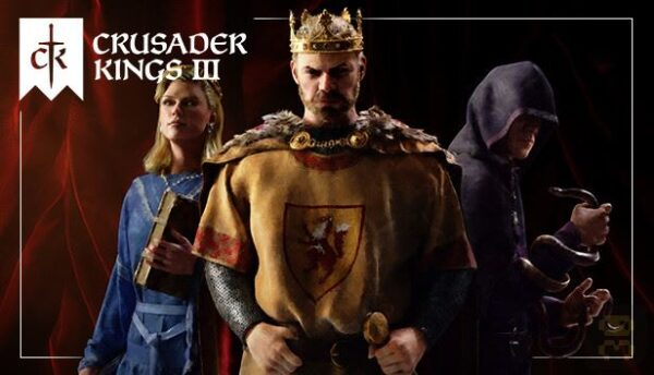 دانلود بازی Crusader Kings III برای کامپیوتر