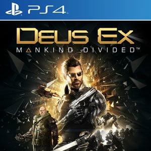 دانلود نسخه هک شده بازی Deus Ex Mankind Divided برای PS4