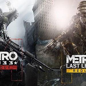 دانلود بازی Metro Redux برای کامپیوتر