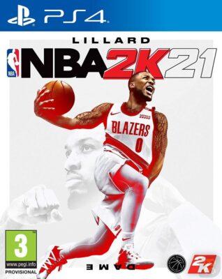 دانلود بازی NBA 2K21 برای PS4