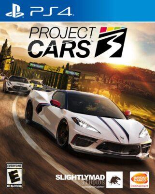 دانلود بازی Project CARS 3 برای PS4 + آپدیت
