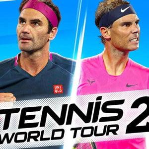 دانلود بازی Tennis World Tour 2 برای کامپیوتر