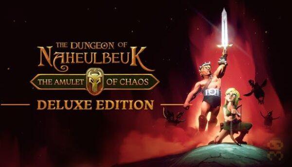دانلود بازی کامپیوتر The Dungeon Of Naheulbeuk: The Amulet Of Chaos