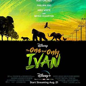 دانلود انیمیشن The One and Only Ivan 2020 با زیرنویس فارسی