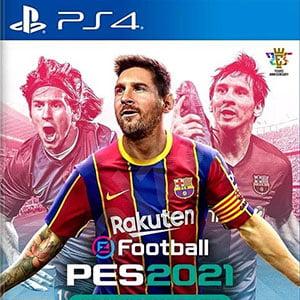 دانلود بازی eFootball PES 2021 برای PS4 + آپدیت