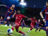 دانلود بازی eFootball PES 2021 برای PS4