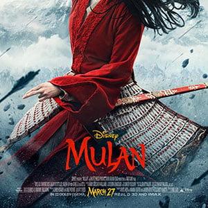 دانلود فیلم Mulan 2020 یا زیرنویس فارسی + 4K