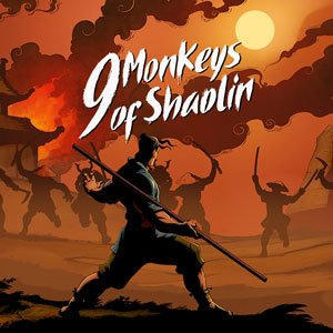 دانلود بازی 9 Monkeys of Shaolin برای کامپیوتر