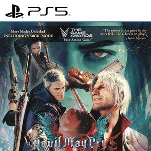 دانلود بازی Devil May Cry 5 Special Edition برای PS5