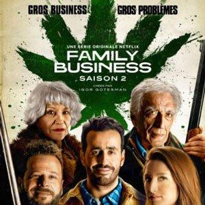 دانلود سریال Family Business 2020 + زیرنویس فارسی