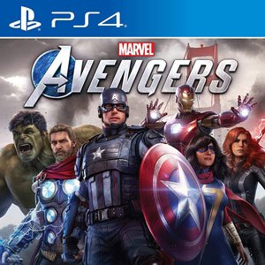 دانلود بازی Marvels Avengers برای PS4 + آپدیت