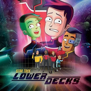 دانلود انیمیشن Star Trek Lower Decks 2020 + زیرنویس فارسی