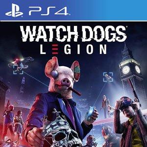 دانلود بازی Watch Dogs Legion برای PS4
