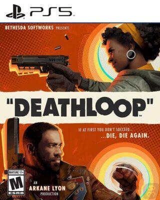 دانلود بازی Deathloop برای PS5